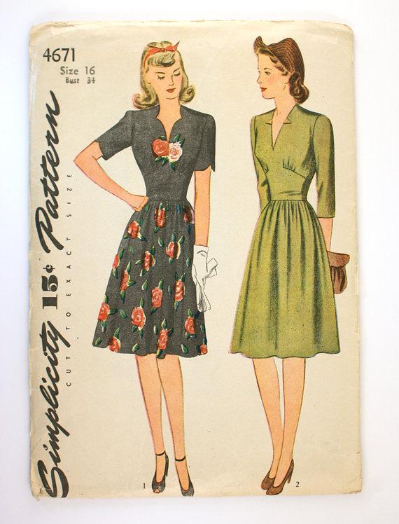 50s Fashion Ellie 39 S Vintage Blog