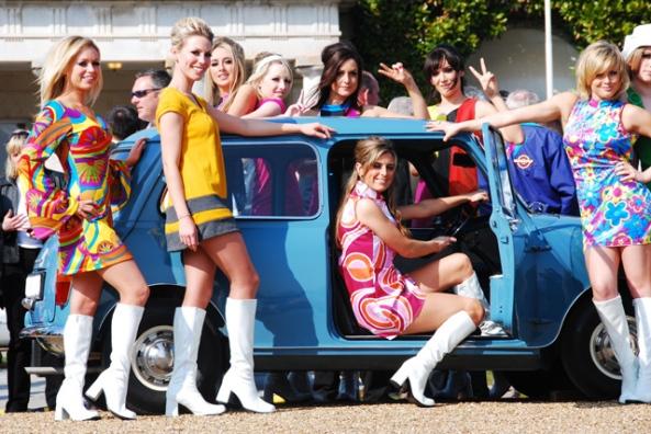 60s miniskirts