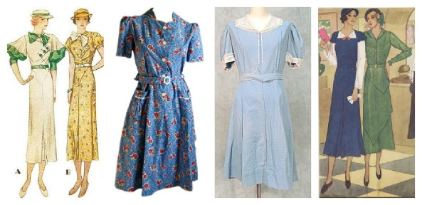 day dresses30s